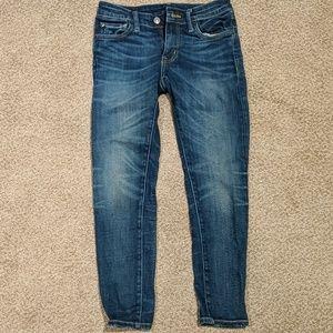 Ralph Lauren Cropped Length Jeans